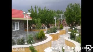باغ ویلا ۱۷۰۰ متری در ابراهیم آباد