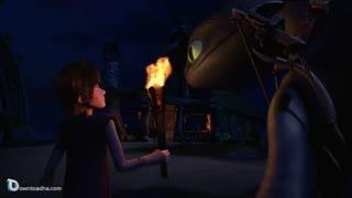 انیمیشن اژدها سواران قسمت دوم