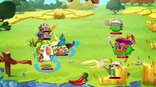 تریلر رسمی بازی Angry Birds Epic