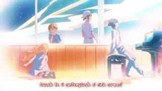 تیتراژ آغازین انیمه shigatsu wa kimi no uso (دروغ تو در آوریل)