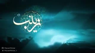 السلام علیک یا زینب س