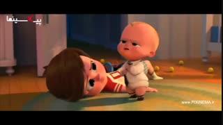 تریلر انیمیشن بچه رئیس(The Boss Baby,2017)