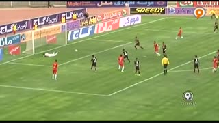 ویدئو توپ120_ خلاصه بازی نفت تهران2-2فولاد