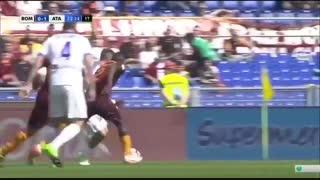 خلاصه بازی :  آاس رم  1 - 1  آتالانتا