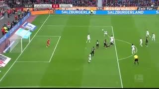 خلاصه بازی :  بایرلورکوزن   0  -  0  بایرن مونیخ