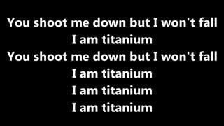 titanium music lyric