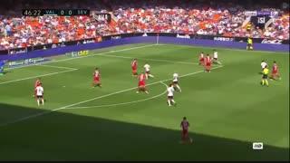 خلاصه بازی :  والنسیا   0 - 0   سویا