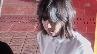 (پشت صحنه ام وی بک اینفینیت پارت  کیم  هیانگ گی (دخترتو ام وی))INFINITE BACK MV Behind the scene kim hyanggi
