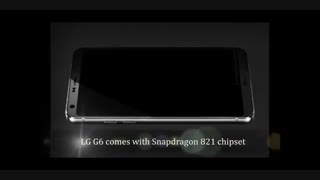 گوشی موبایل ال جی g6