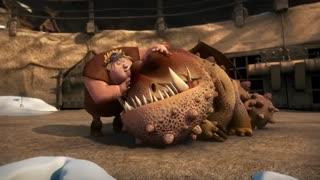 انیمیشن اژدها سواران قسمت پنجم