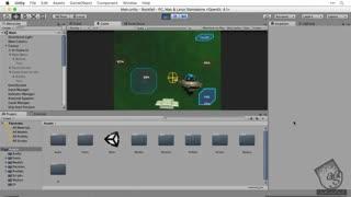 آموزش ساخت بازی های سه بعدی با یونیتی  - آریاگستر