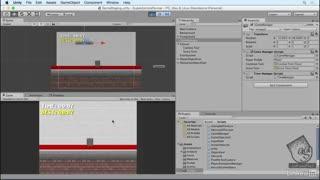 کلیات آموزش بازی سازی دو بعدی در یونیتی 5  - آریاگستر