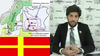 سرکوب تجزیه طلبان اروپا غربی و تشویق تجزیه طلبان ایران