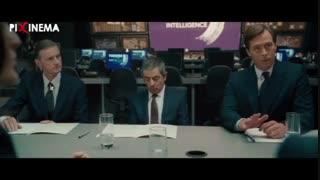 سکانس جلسه با نخست وزیر در فیلم جانی اینگلیش دوباره متولد میشود(Johnny English Reborn,2011)
