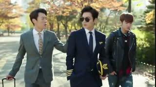 سریال کره ای بسیار زیبای افسانه ی دریای آبی قسمت سوم