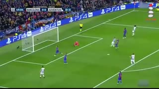 بارسلونا 0 - یوونتوس 0 ؛ حذف بارسا از لیگ قهرمانان