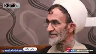 مصاحبه/ در سلامت عقلی احمدی نژاد شک دارم