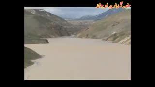 آغاز آبگیری سد کلقان چای شهرستان بستان آباد