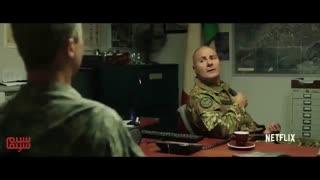 آنونس فیلم ماشین جنگی(war machine) با بازی برد پیت