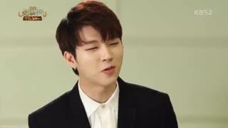 ㅂㅁ 특집 토크 - 우현 & 양수경님(جناب نامو در immortal songs2)