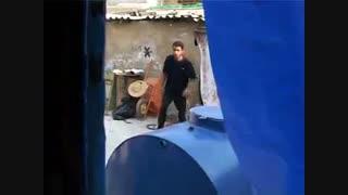 """فیلم کوتاه طنز آبادانی """" کلکسیون """" 1384 - ساخته : پیمان ماندگار"""