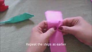 آموزش گل لاله-gelaree.com