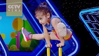 بازدید بیش از 11 میلیون بار از ویدیو آرات حسینی نابغه ژیمناستیک در یوتیوب