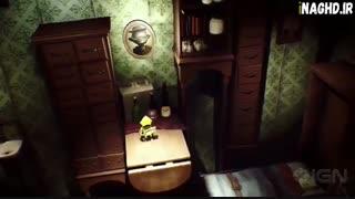 تریلر بازی Little Nightmares + نقد (بزودی در inaghd.ir)