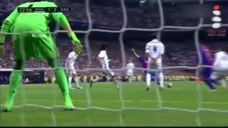 رئال مادرید 2-3 بارسلونا؛ مسی فاتح نبرد گلادیاتورها