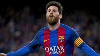 خلاصه بازی :  بارسلونا   7 - 1   اوساسونا ( درخشش مسی )