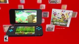 با کنسول جدید نینتندو آشنا شوید :Nintendo 2DS XL