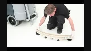 اسکرابر خودرویی- بررسی و نگهداری از اسکرابر