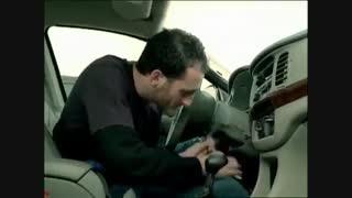 دزدی وقتی صاحب ماشین یه میمون به تمام معناس