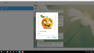 آموزش نحوه ساخت و ثبت استیکر در تلگرام