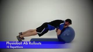 آموزش ورزش با توپ-2