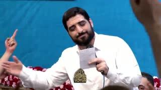 حاج سید مجید بنی فاطمه-میلاد امام حسین1396
