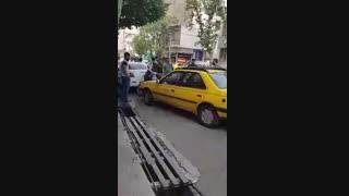 کلیپ قتل فجیع شوهر توسط همسرش در خواب امروز در تهران - وحشتناکه