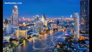 منطقه سیلوم بانکوک