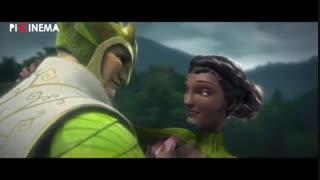 سکانس مرگ ملکه در فیلم حماسه(Epic,2013)