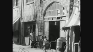 فیلمی  زیبا و کمیاب از تهران نیمه نخست 20 - زمان اشغال توسط متفقین