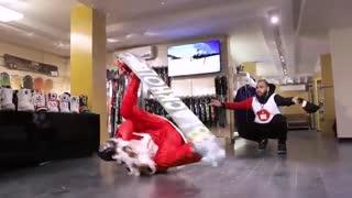 بابا نوئل  در ایران