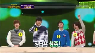 INFINITE.... sung jong and woo hyun