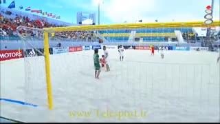 ایران 4 - سوییس 3 ؛ ایران در جمع چهار تیم برتر جهان