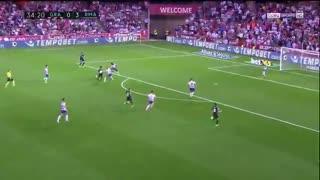 خلاصه بازی :  گرانادا  0 - 4  رئالمادرید