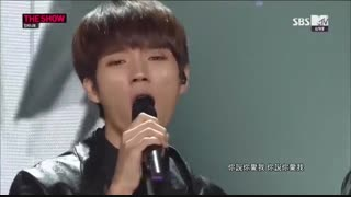 [HD繁中字] (توضیحات)140729 Infinite -- Diamond live