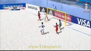ایران 1 (2) - تاهیتی 1 (3) ؛ حسرت فینال در ضربات پنالتی