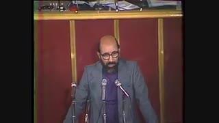 اعتدال آقای حقوقدان و افراطی گری شهید چمران (!!!)