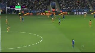 خلاصه بازی :  لسترسیتی  1  - 6   تاتنهام   (  درخشش فوق العاده کین  )