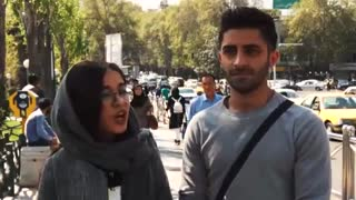 دختران تهرانی چگونه از آزادی می گویند؟