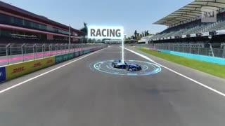 مسابقات اتومبیل رانی سرعت با خودروهای الکترونیک : فرمول E